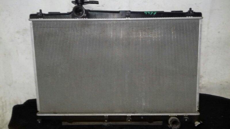 Радиатор охлаждения двигателя Toyota Voxy AZR60G 1AZFE