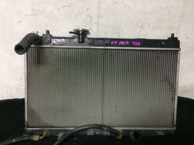 Радиатор охлаждения двигателя Honda Fit Aria GD6 L13A