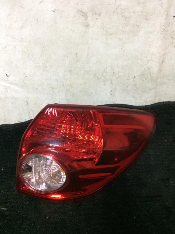 Стоп-сигнал Nissan Ad VAY12 CR12DE задний правый