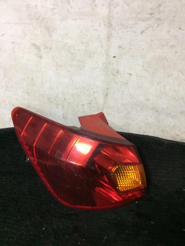 Стоп-сигнал Toyota Caldina AZT241W 1AZFE задний левый