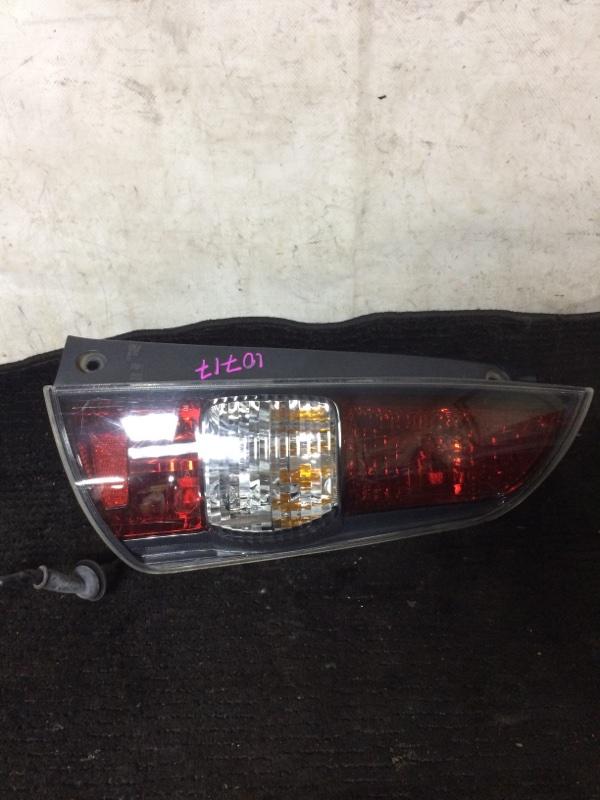 Стоп-сигнал Toyota Passo KGC10 1KRFE задний правый