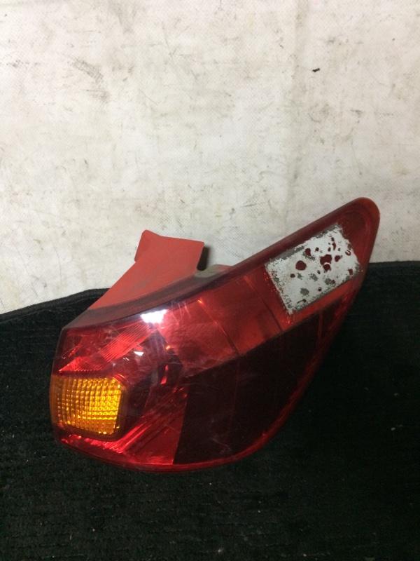 Стоп-сигнал Toyota Caldina AZT241W 1AZFE задний правый