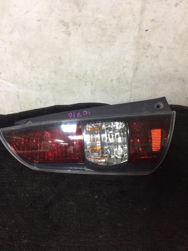 Стоп-сигнал Toyota Passo KGC10 1KRFE задний левый