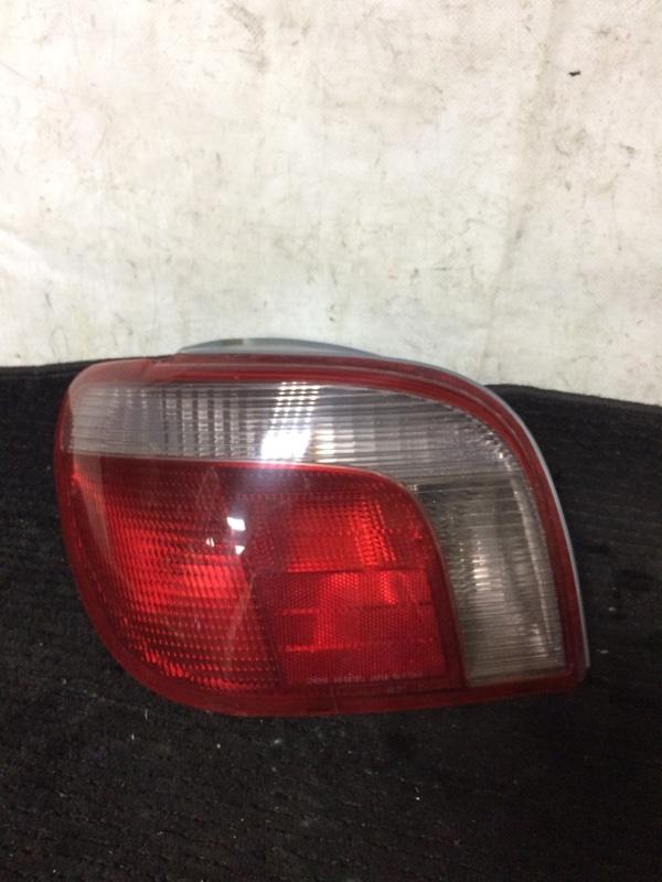 Стоп-сигнал Toyota Vitz SCP10 1SZFE задний левый