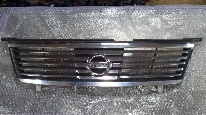 Решетка радиатора Nissan Sunny FB15 QG15DE передняя