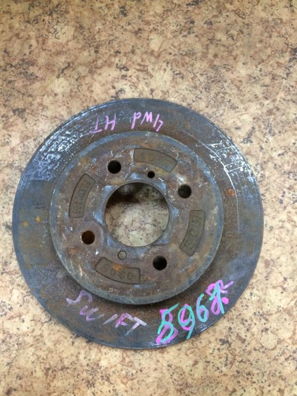 Тормозной диск Suzuki Swift HT51S M13A передний