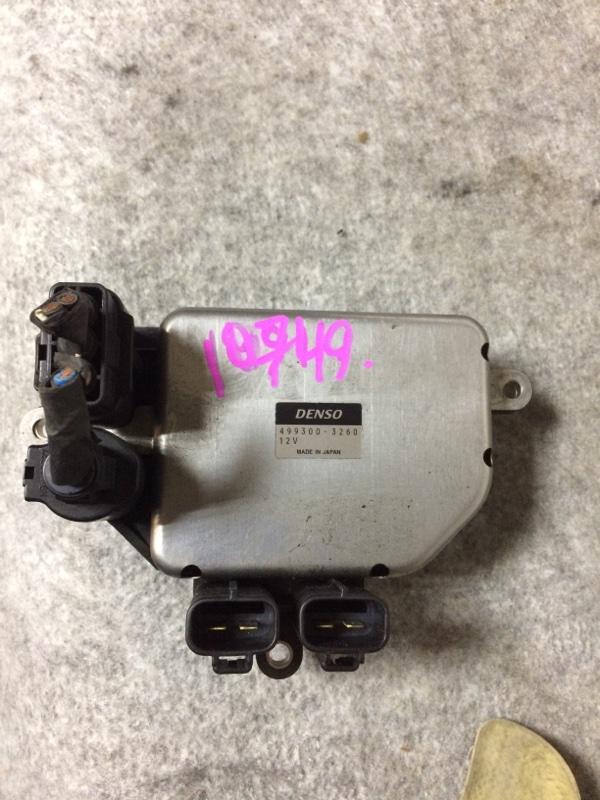 Блок управления вентилятором охлаждения Honda Elysion RR3 J30A задний правый