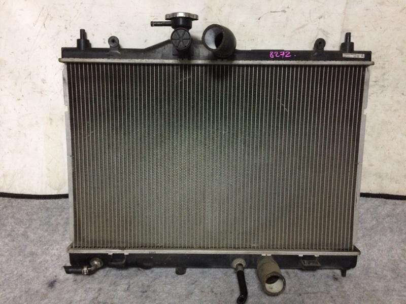 Радиатор охлаждения двигателя Nissan Tiida C11 HR15DE