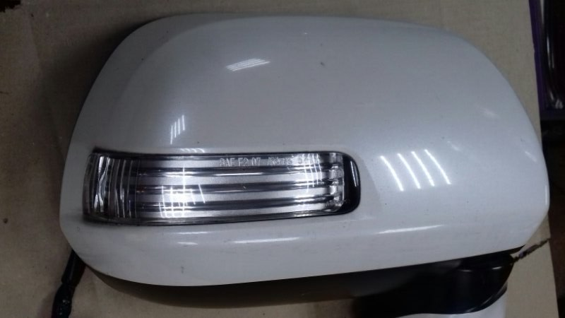 Зеркало Toyota Voxy ZRR75W 3ZRFAE переднее правое