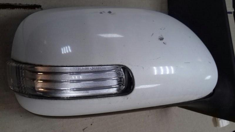 Зеркало Toyota Isis ANM10W 1AZFE переднее правое