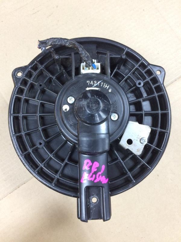 Мотор печки Honda Elysion RR1 K20A передний