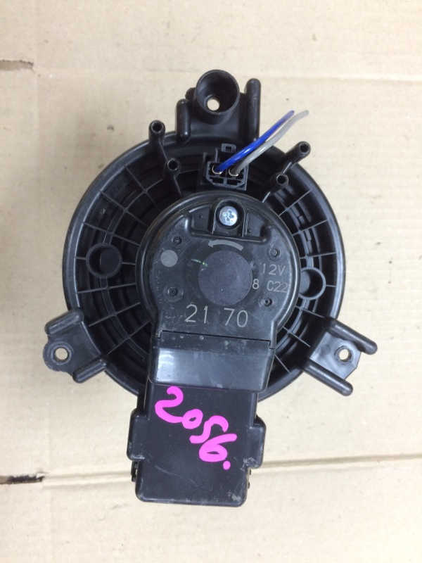 Мотор печки Suzuki Alto HA36S R06A передний