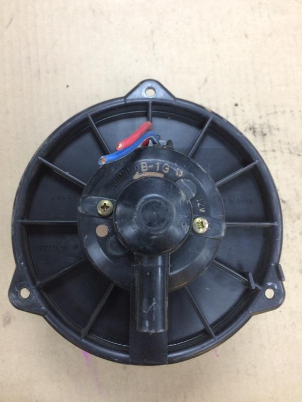 Мотор печки Mazda Demio DW3W B3E передний