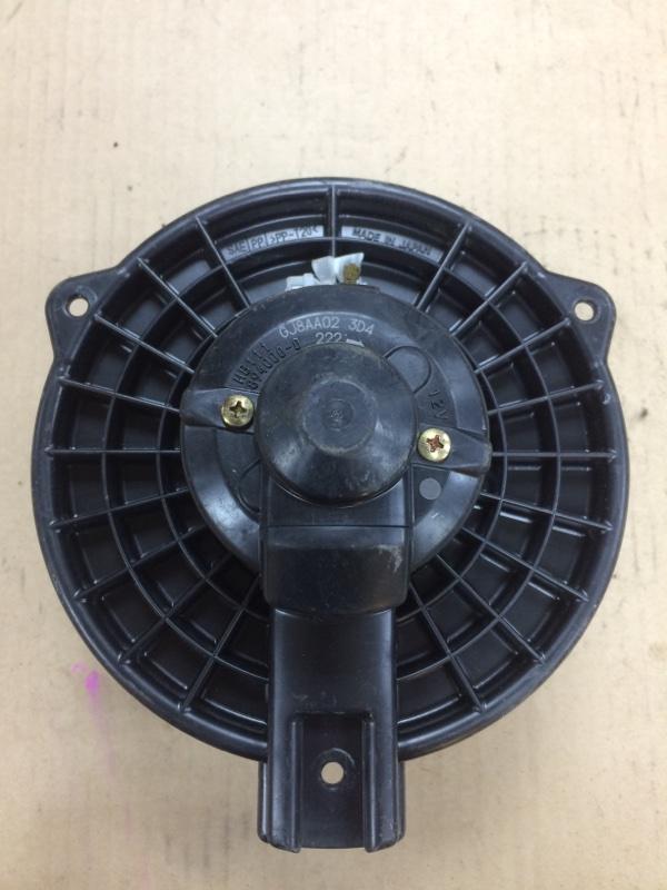 Мотор печки Mazda Demio DY3W ZJVE передний