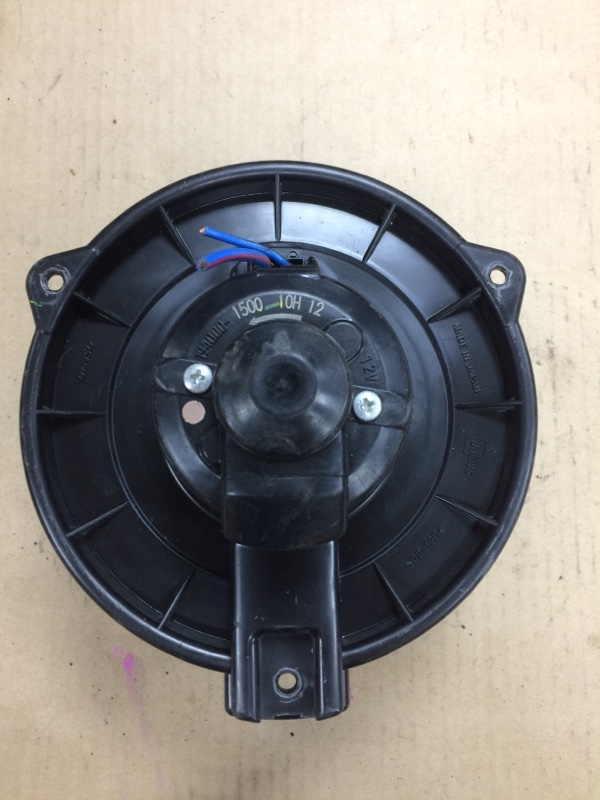Мотор печки Toyota Corolla Fielder NZE121G 1NZFE передний