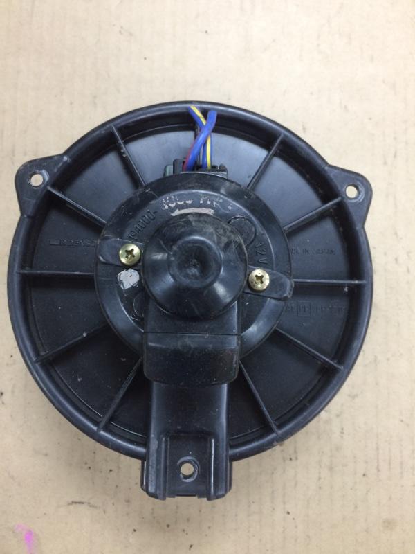 Мотор печки Toyota Vitz SCP10 1SZFE передний