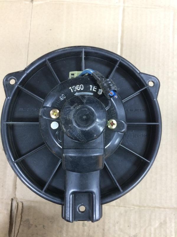 Мотор печки Honda Fit GD1 L13A передний