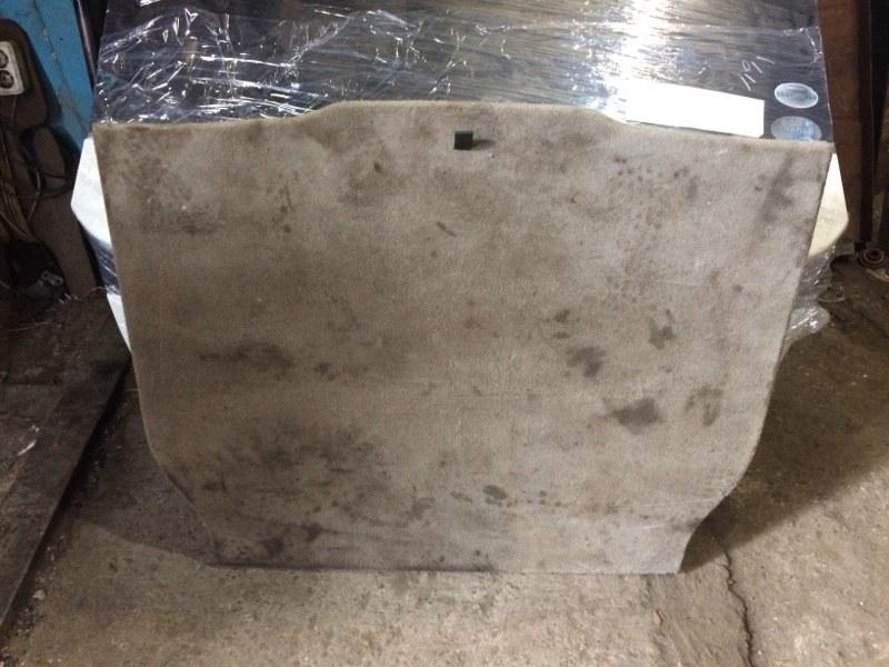 Пол багажника Nissan Tiida C11 задний