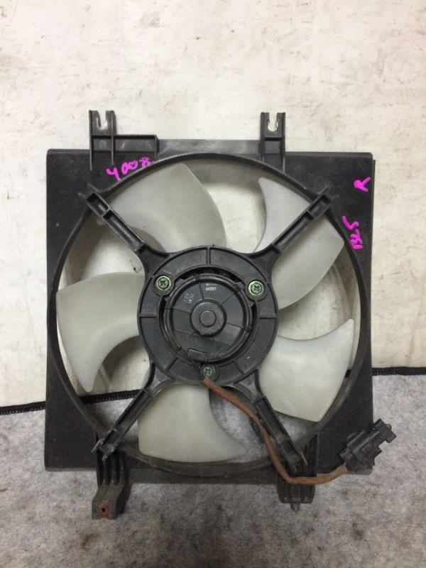 Вентилятор радиатора кондиционера Subaru Legacy BL5 EJ20 правый