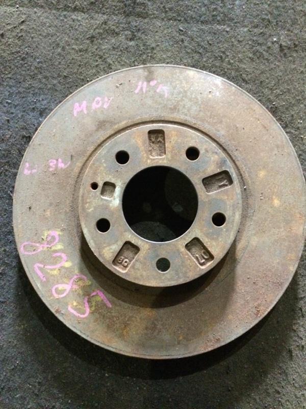 Тормозной диск Mazda Mpv LW3W L3VE передний