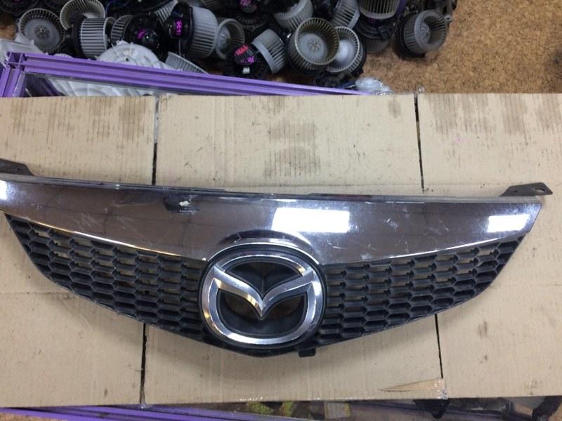 Решетка радиатора Mazda Atenza GGEP LFDE передняя