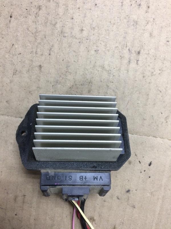 Реостат печки Toyota Ipsum ACM20W 1AZFE
