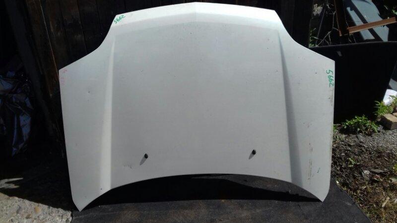 Капот Nissan X-Trail T30 QR20DE передний