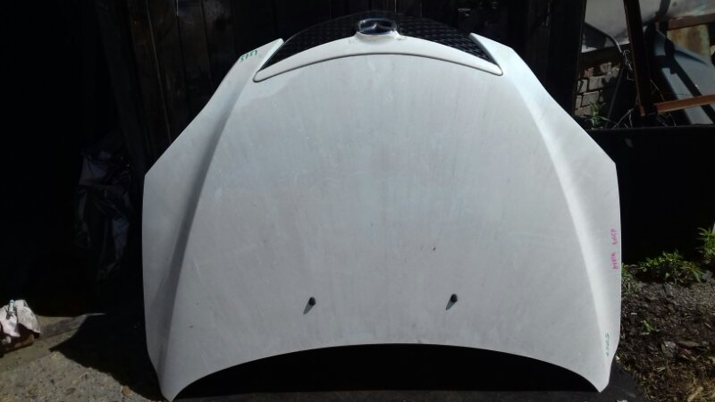 Капот Mazda Axela BK3P LFDE передний