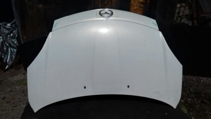Капот Mazda Verisa DC5W ZJVE передний