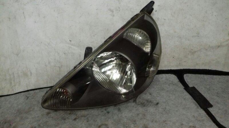 Фара Honda Fit GD1 L13A передняя левая