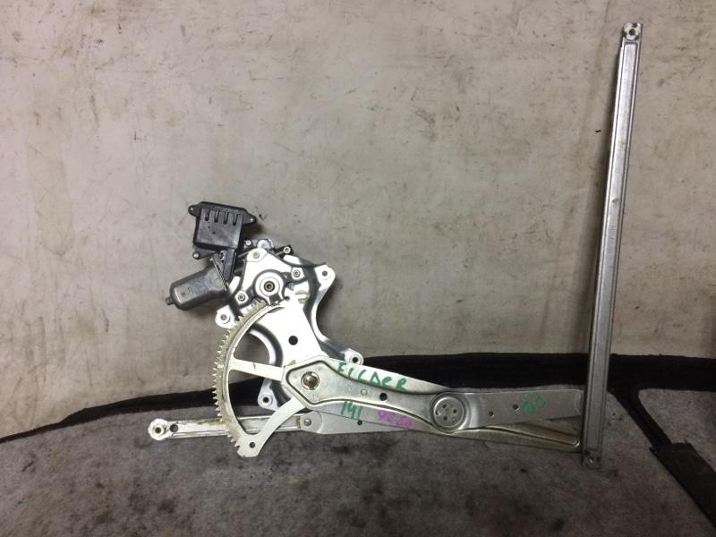 Стеклоподъемный механизм Toyota Corolla Fielder NZE141 1NZFE передний правый