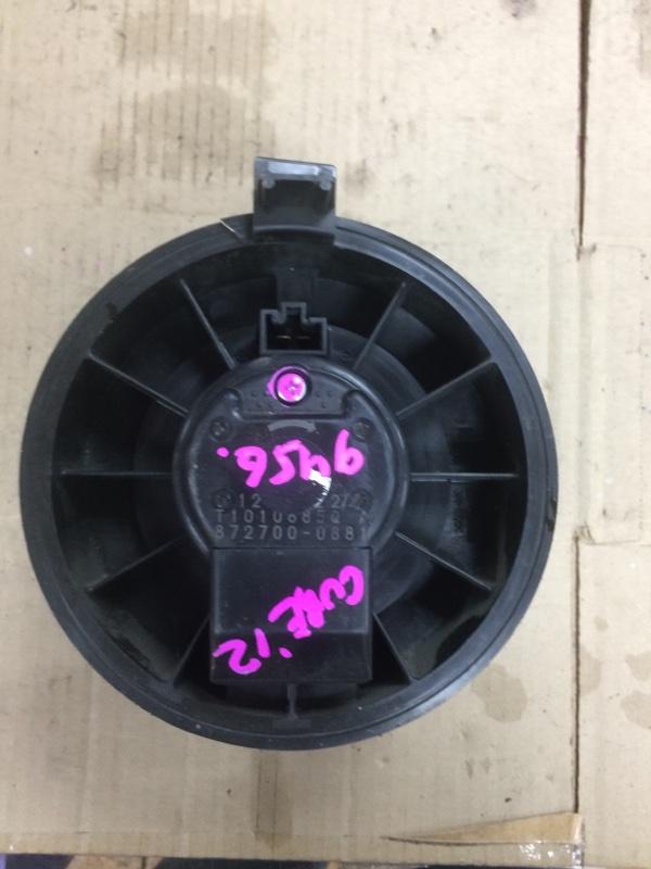 Мотор печки Nissan Cube Z12 HR15DE передний