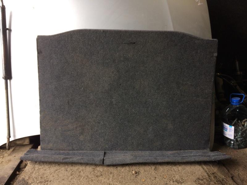 Пол багажника Honda Fit GD1 L13A задний