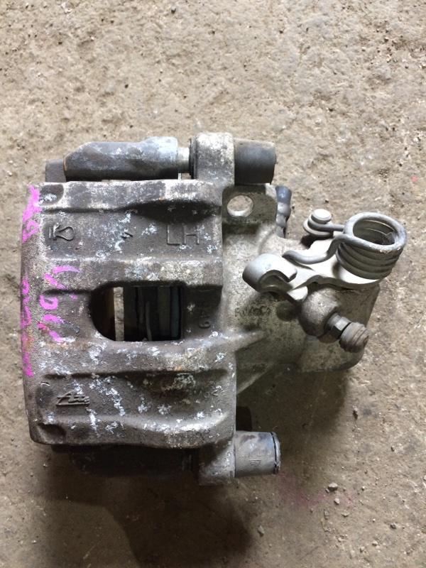 Суппорт тормозной Mazda Axela BKEP задний левый