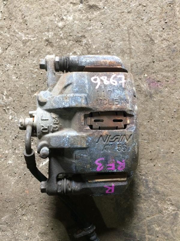Суппорт тормозной Honda Stepwgn RF3 K20A передний правый