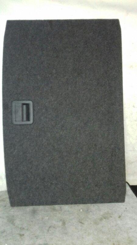 Пол багажника Volkswagen Polo 6R1 AES задний