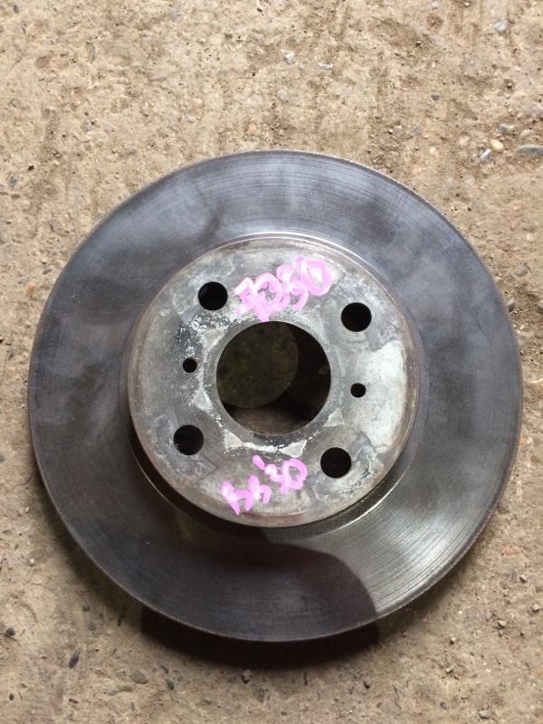Тормозной диск Toyota Bb NCP30 1NZFE передний