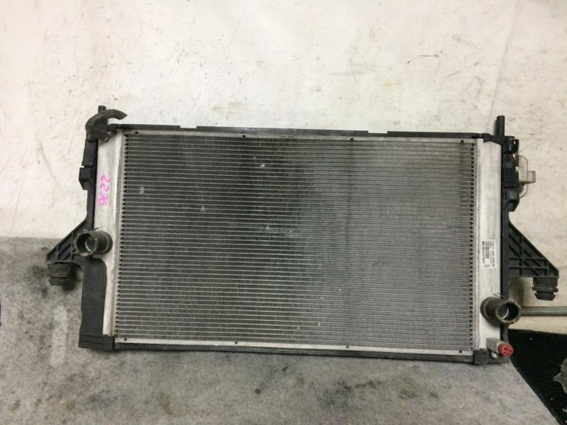 Радиатор охлаждения двигателя Volvo C30 MK38 B5244S4
