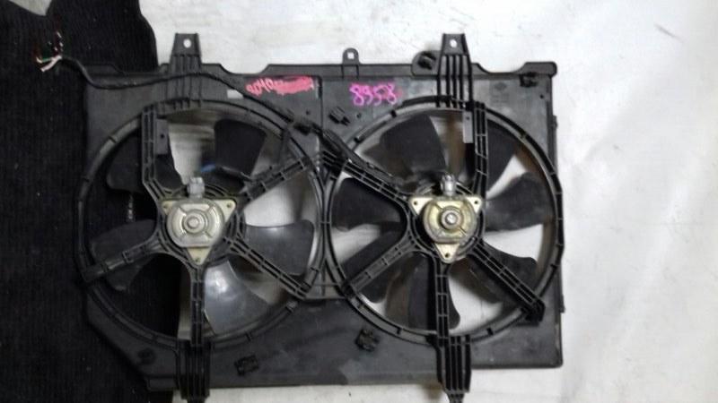 Вентилятор охлаждения радиатора Nissan Serena PC24 SR20DE
