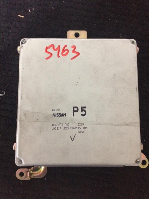 Блок управления двс Nissan Bluebird Sylphy TG10 QR20DD