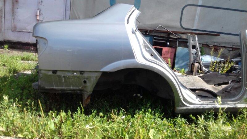 Крыло Nissan Bluebird Sylphy FG10 QD18DE заднее правое