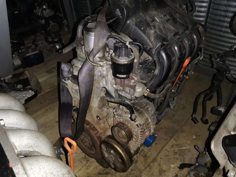Двигатель передний HONDA Mobilio Spike GK2 L15A контрактная