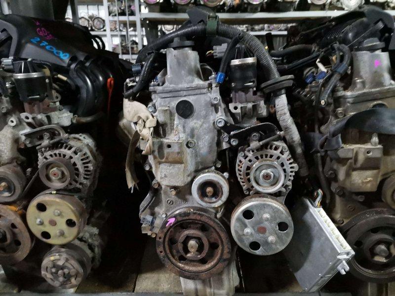 Двигатель передний HONDA Airwave GJ2 L15A контрактная