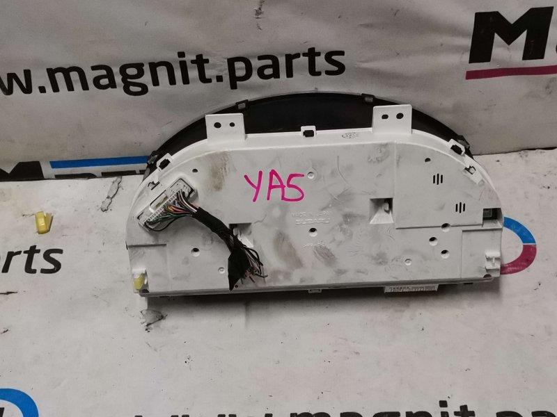 Панель приборов передний Exiga YA5