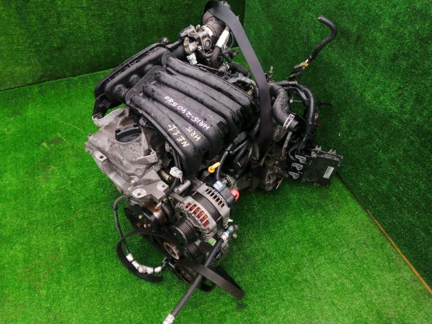 Двигатель NISSAN Note NE11 HR15DE контрактная