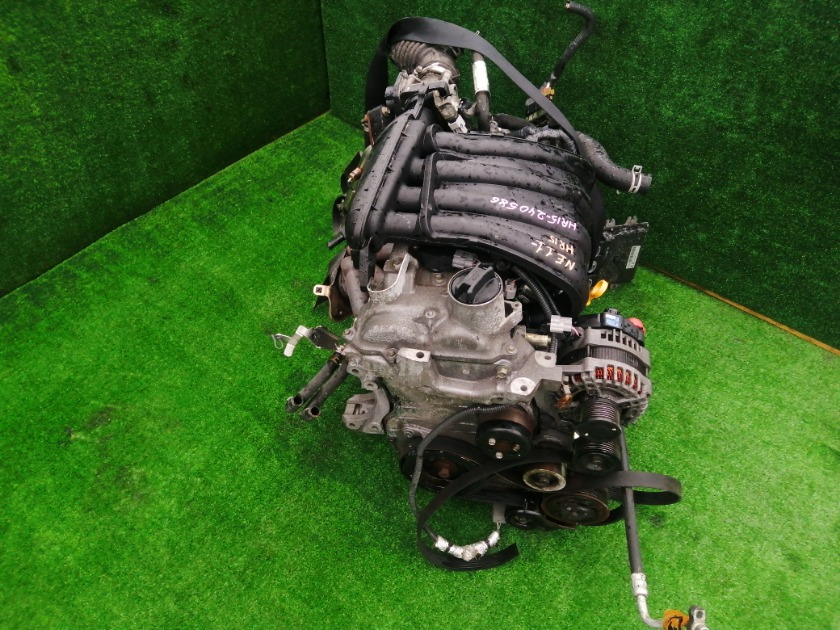 Двигатель NISSAN Note NE11 HR15DE