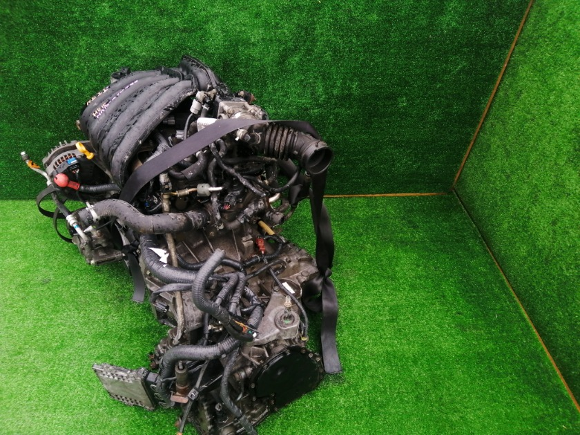 Двигатель Note NE11 HR15DE