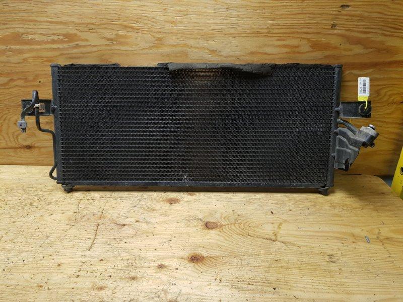 Радиатор кондиционера NISSAN SUNNY 1998 FB14 GA15DE 9211040Y19 контрактная