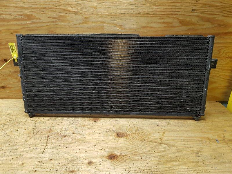 Радиатор кондиционера NISSAN SUNNY FB14 GA15DE