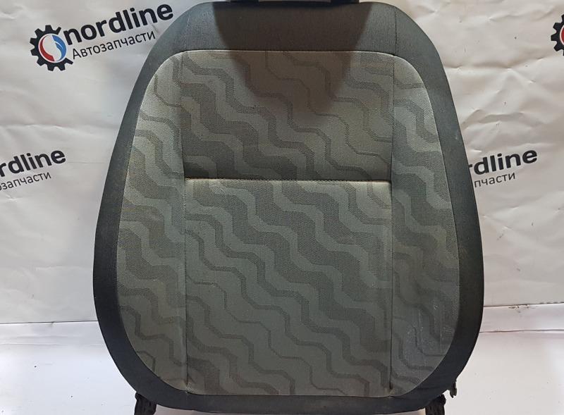 Спинка сиденья передняя левая Fabia 2 2008 Combi 1.2 BZG